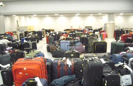 Hành lý trước khi bay tại sân bay Nội Bài-Taxi Nội Bài