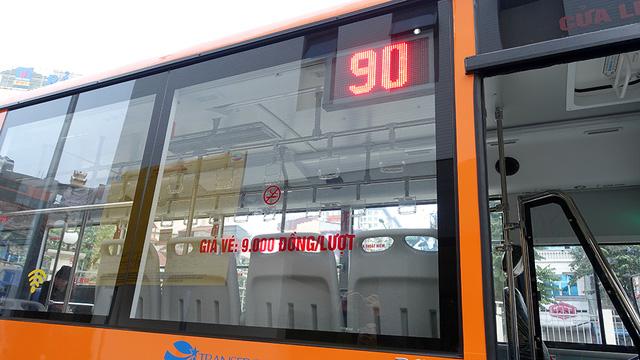 Xe Buýt 90 Kim Mã-Cầu Nhật Tân đi Nội Bài-Taxi Nội Bài