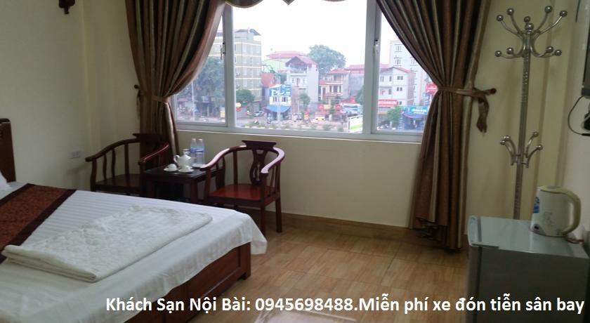 Bảng giá phòng Khách sạn Ánh Dương Nội Bài ngày tết