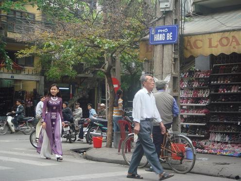 Đón Taxi Nội Bài về Phố Hàng Bè Hà Nội.Giá:250k/4 chỗ