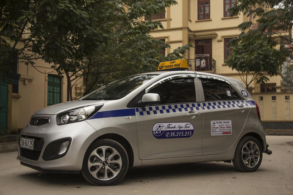 Số Tổng đài và Bảng giá Taxi Thanh Nga Hà Nội