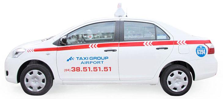 Số Tổng đài và Bảng giá Taxi Group Nội Bài