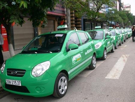 Số Tổng Đài và Bảng Giá Taxi Mai Linh Hà Nội