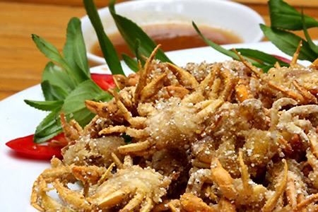 Nhà hàng trong và ngoài khu vực sân bay Nội Bài