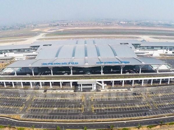 Trung tâm khí tượng Cảng Hàng không Quốc tế Nội Bài