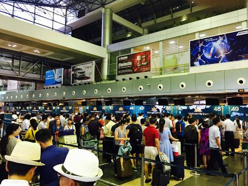 Thông tin An Ninh Hàng Không sân bay Nội Bài